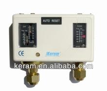 Dual Water Pressure Controls switch