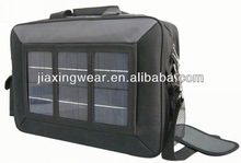 2014 Fashion cute solar sports backpack for outdoor emergency charge