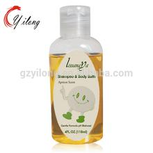 Baby Gentle Wash & Shampoo 2oz,4oz,8oz,16oz