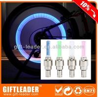 2015 Hot Sale High Quality led wheel light bike car tyre tire valve caps