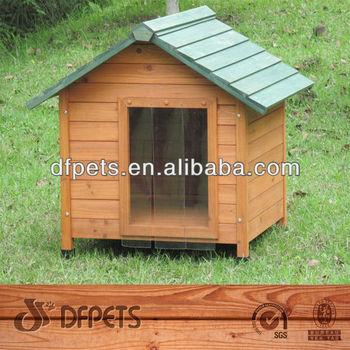 New Design Wooden Dog Kennel DFD3009