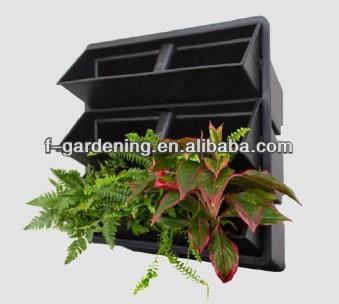 Indoor Self Watering Vertical Green Wall Planter Pots