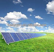 Bestsun BPS4000W mitsubishi solar panels