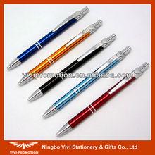 Decorative Metal Ballpoint Pen for Corporate Gift (VBP183)