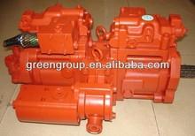 DAEWOO DOOSAN Solar S55 DH55-5, S60, SOLAR 130, SOLAR140,SOLAR160, DH220-2 Excavator Hydraulic Pump,Excavator Gear Pump
