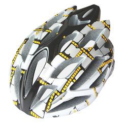 handsome bicycle helmet