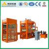 Automatic QT10-15 small hydroform concrete hollow interlock block making equipment