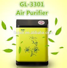 2014 Newest home ionizer air purifier GL-3301