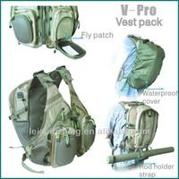 Tackle bag waterproof fly fishing tackle backpacks