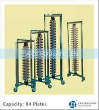 TT-BU127, 84 Plates, Vertical Type, Commercial Stainless Steel Dish Rack