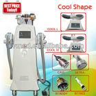 Cavitation RF Cryolipolysis Aesthetic Medical Vacuum Suction Mini Massage Equipment