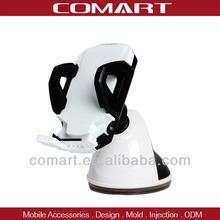 White Color Car Holder! Mobile Phone Holder Car Dashboard Mount