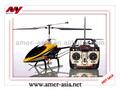 2014 caliente de la venta 3ch RC helicóptero del caballo del doble 9101 ( gyro )