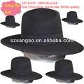 Atacado moda preto Israel religiosa chapéu