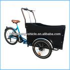 three wheel cargo bike xiaoxian dongsheng vehicle