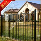Wrought Iron Fence metal tube fence panel