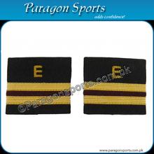 Pilot Epaulettes Aircraft Engineers Epaulettes Gold Maroon Bars