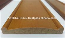 33 mm de madera cenefa