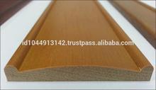 63 mm de madera cenefa