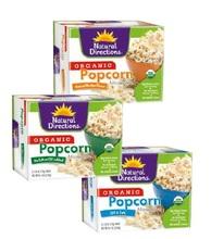 Organic Microwave Popcorn