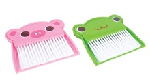 mini cute plastic broom and dustpan