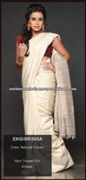 silk Modern banarasi tussar silk handloom traditional saree