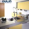 Ready to assemble aluminium kitchen cabinet kitchen