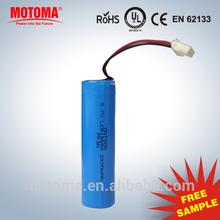 powerful li-ion external eletric car