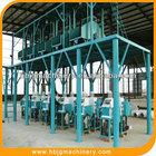 Manual Control Grain Flour Milling Machine