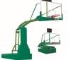 manual hydraulic basketball system