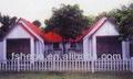China alibaba modren villas prefabricad