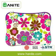 Flowers neoprene laptop sleeves