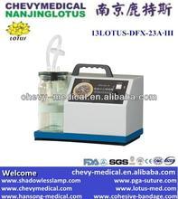 DFX-23A.III Phlegm Vacuum Suction Machine infant phlegm suction devices