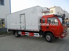 Dongfeng refrigerator freezer cargo van