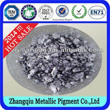 China Biggest Manufacture!!! Bright Effec Aluminum Paste for Home Appliances,Mobile Phones,Computer,toy CoatingZQ-2096