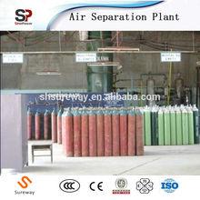 Liquid Oxygen/Nitrogen Plant with Cylinder Filling System