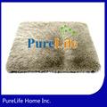 shaggy alfombra del piso con alfombra de baño para shaggy alfombra sintética