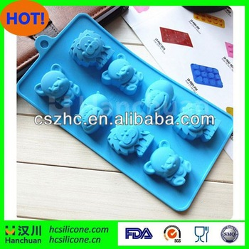 BPA free silicone ice trays designs