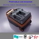 ZCleaner 3028 12V mini car wash and portable car tire inflator pump