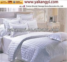 standard size microfiber hotel bedding sheet