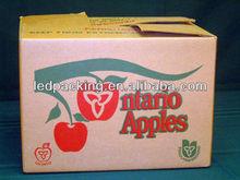 Corrugated Carton Box For Apples