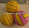 Alta calidad de goma inflable de agua bolas de polo venta