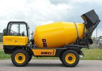 Dieci L- 4700 4.7 cbm Self Loading Concrete Mixer