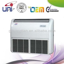 Double purpose floor and ceiling air conditioner for living room