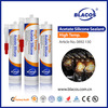 Heat Resistance (250C Long Term) 100% Silicone Based High Temperature Adhesive/Glue