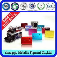 China metallic pigments manufacture!!! mobile phones Imitating electroplating aluminum paste ZQ-7120