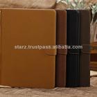 For iPad Air / iPad 5 Leather Case