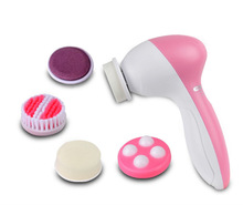 RO-0501A Battery Operated Facial Exfoliator, Face Massager Battery Operated