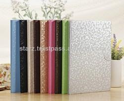 For ipad Air / ipad 5 Diamond Smart Leather Case