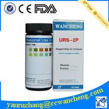 urine creatinine test strips